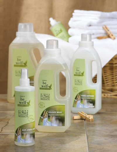laundrey products