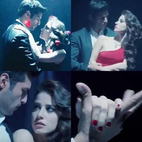 Love tango