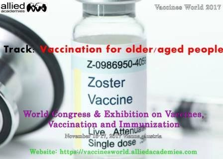 Vaccination for older/aged people As we get aged, our #immunesystems become less effective to protect us from #infectious and #non-infectious disease. This means that we become more prone to catching infections, and once we catch an infection we will take longer time to recover. Also, there is the chance to lose some of our #immunity to that disease which we were#vaccinated against in childhood. So taking#vaccine will help to improve the #immunization of the body.