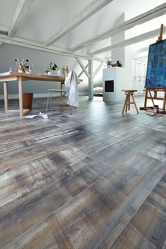 26 besten designboden vinylboden ideen haus \ boden Bilder auf - holzverkleidung haus fussboden ideen decke