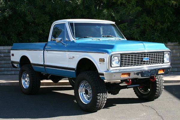 72 GMC show truck - Google Search