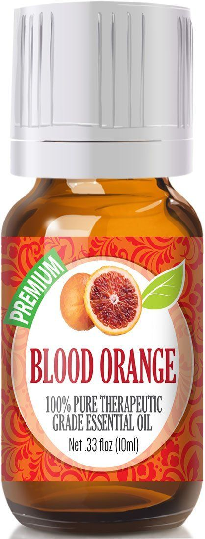 Blood Orange 100% Pure, Best Therapeutic Grade Essential Oil - 10ml >>> Check this awesome image  : cypress essential oil