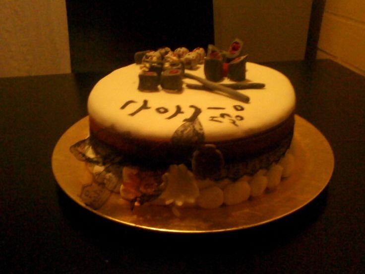 torta se sushi....