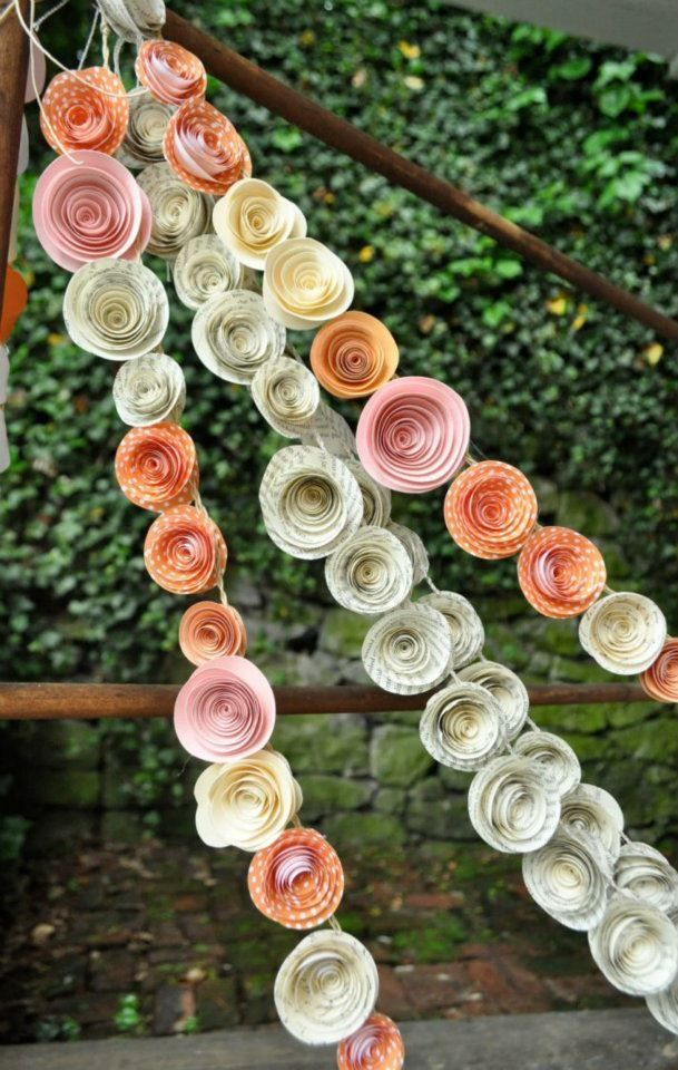These are extremely simple and would be a great touch to any wedding!