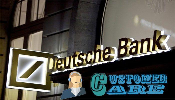 Deutsche Bank Credit Card Customer Care Number Customer Care Bank Credit Cards Customer Care Credit Card