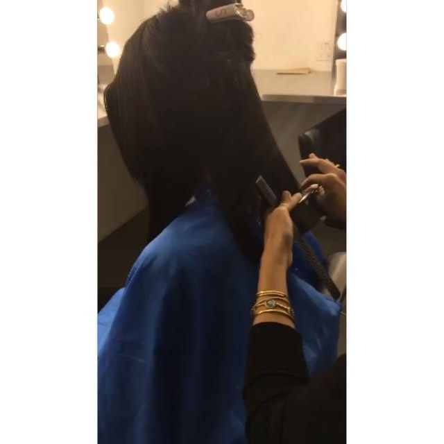Pin for Later: Kylie Jenner Just Documented Her New Haircut in the Most Unexpected Way