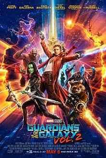 Guardians of The Galaxy Vol-2 Movie Wiki | Guardians-of Galaxy Vol-2 Review Rating Story Casting Trailers | James Gunn Chris Pratt Zoe Saldana Dave Bautista Vin Diesel