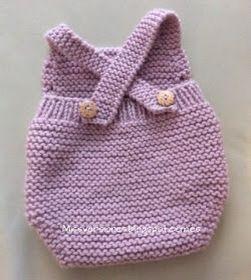 Ranita punto knitting