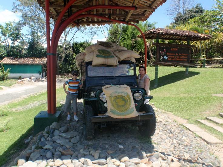 Parque del cafe   COLOMBIA