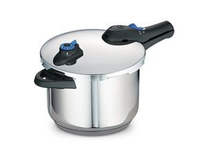 6.3-qt. Heavy-Duty Pressure Cooker by Tramontina by Tramontina at Cooking.com #holidaycooking