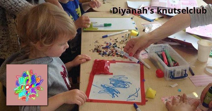 29 Aug -  Diyanah 's knutselclub –  Wijkcentrum Mariahoeve – Jeugdwerk VOORwelzijn - http://www.wijkmariahoeve.nl/knutselclub-wijkcentrum-mariahoeve/