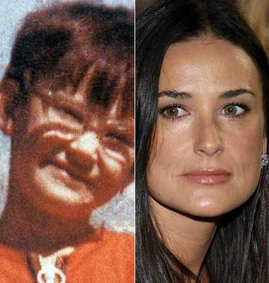 LOL Before They Were Famous | Today they are world famous, but what did these well known faces look ...
