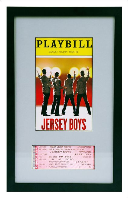 Want for all my Broadway Playbills / Tickets... I think I need 4 or 5 right now! lol