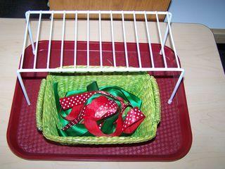 My Montessori Journey: December Practical Life Activities