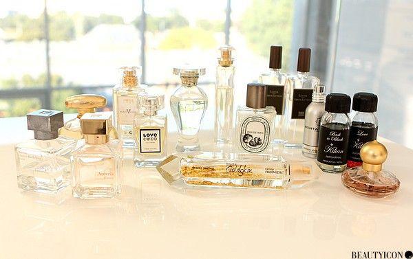 Moje zapachy