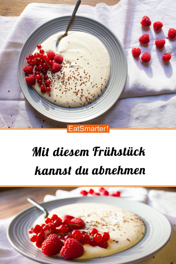 With this breakfast you take off healthily eatsmarter.de  – Frühstück