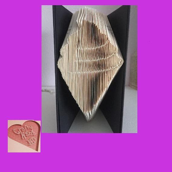 Buchfaltmuster – Eis – 208 Falten – Messen, Markieren & Falten – Muster # 3 …   – Products