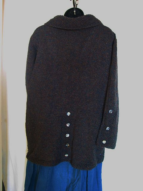 Ravelry: Berrydale Jacket pattern by Gilleoin Finlay - Coull