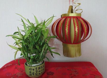 Make this Chinese New Year Lantern