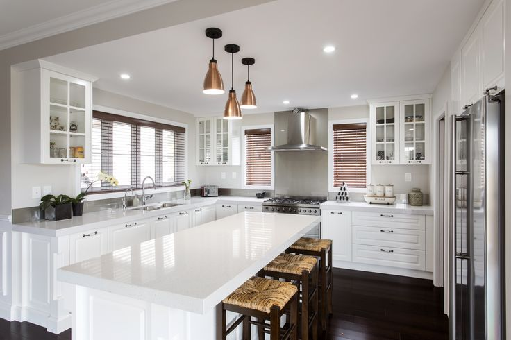 stunning new kitchen by KMD Kitchens Auckland