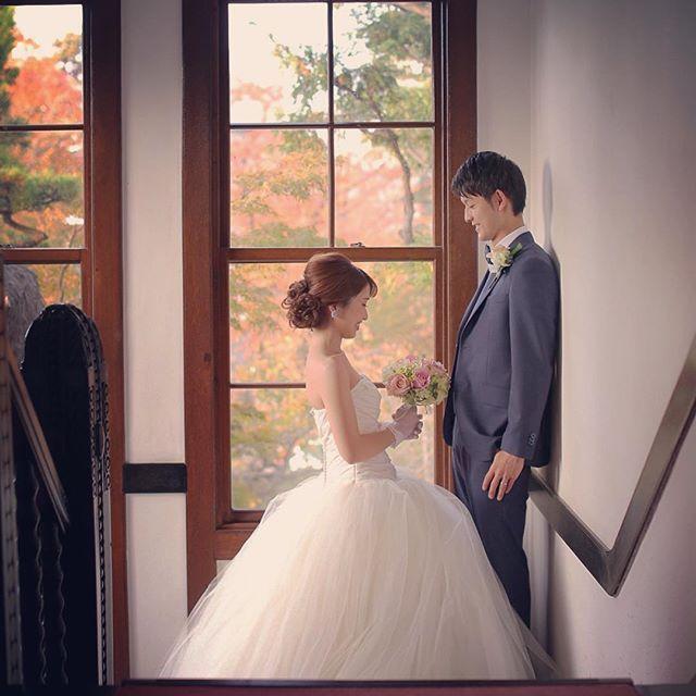 #青森 今日はグアム。 朝からバタバタして飛行機乗ってついて死んで飯食っただけ!笑 なので昨日の続きをアップ。 青森の素敵な洋館は室内も素敵でした。 ここ、好き! ^ ^ #結婚写真 #花嫁 #プレ花嫁 #結婚 #結婚式 #結婚準備 #婚約 #カメラマン #プロポーズ #前撮り #ロケーション前撮り #写真家 #ブライダル #ウェディングドレス #ウェディングフォト #記念写真 #ウェディング #IGersJP #weddingphoto #wedding #instagramjapan #weddingphotography #instawedding #bridal #ig_wedding #bride #bumpdesign #バンプデザイン
