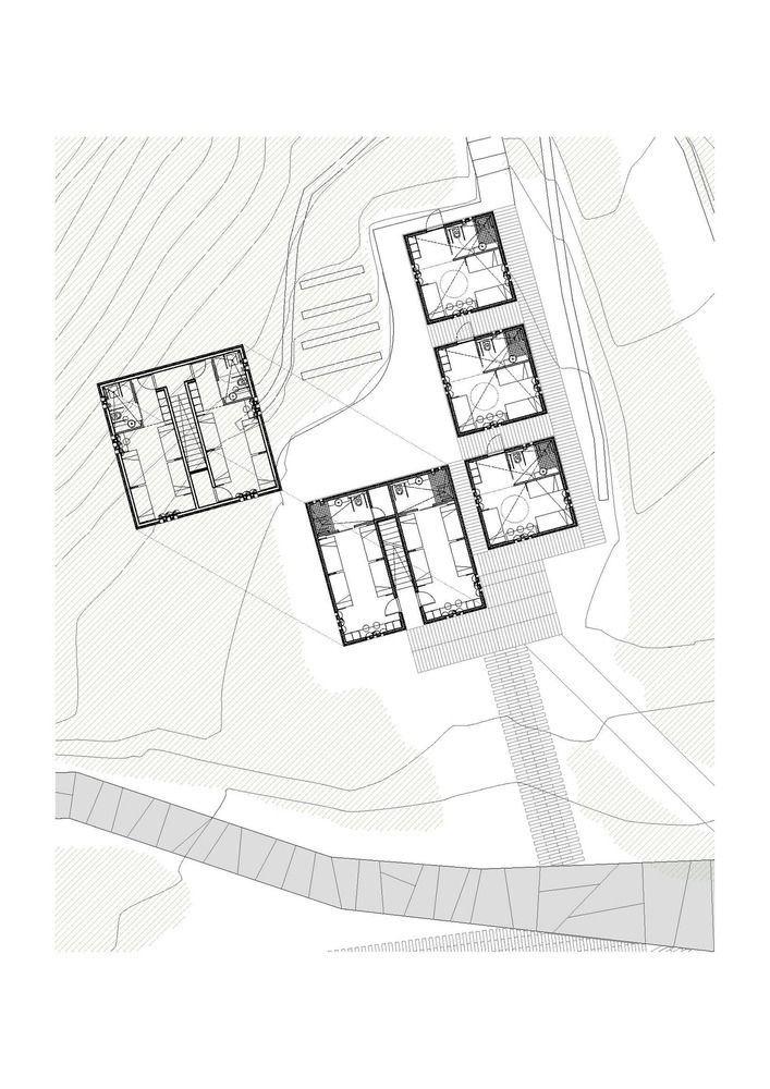 Gallery of Colonial Viladoms Houses / OAB - 2