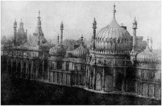 Brighton's Royal Pavilion, William Henry Fox Talbot, 1846