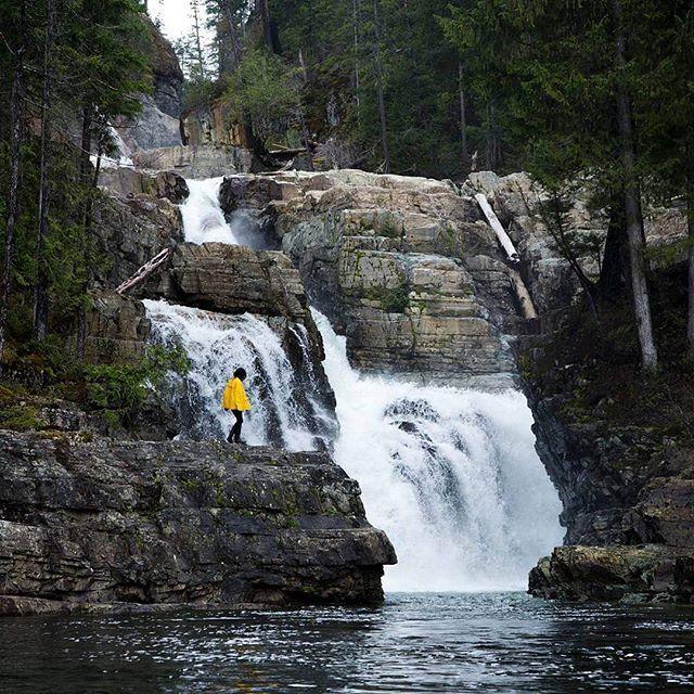 Keep on chasing those waterfalls. Photo taken at Myra Falls on @tourismvi by @hannahkeiver via Instagram. #exploreBC #exploreCanada