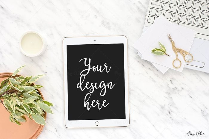 Top Creative Mockups for Bloggers & Designers - The Blog Market