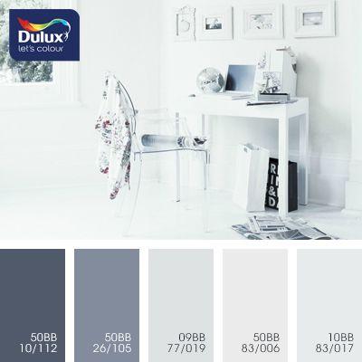 Мягкое сочетание серых, серо-голубых, серо-бежевых и серо-розовыхоттенков. Такое цветовое решение хорошо подойдет для оформленияспокойной, расслабляющей ванной комнаты. В зависимости от применяемыхматериалов, их фактур, можно будет получить эффект мраморной илижемчужной поверхности. Цветовая палитра подойдет и для подбораоттенков оформления спальни, гостиной.