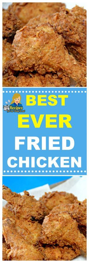 HOW TO MAKE BEST EVER FRIED CHICKEN