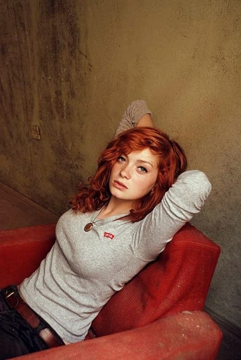 stunner: Beautiful Redheads, Ravens Redheads, Hair Colors, Red Hair, Redheads Girls, Girls Hairstyles, Redhair, Freckles Redheads, Red Head