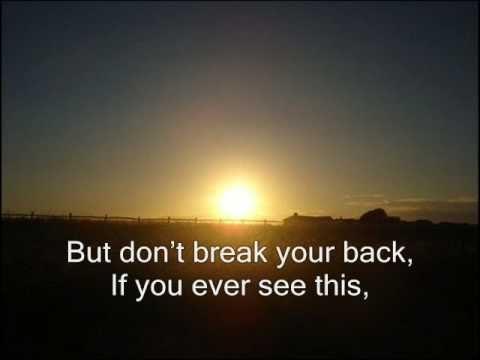 Coldplay - See You Soon (Lyrics)