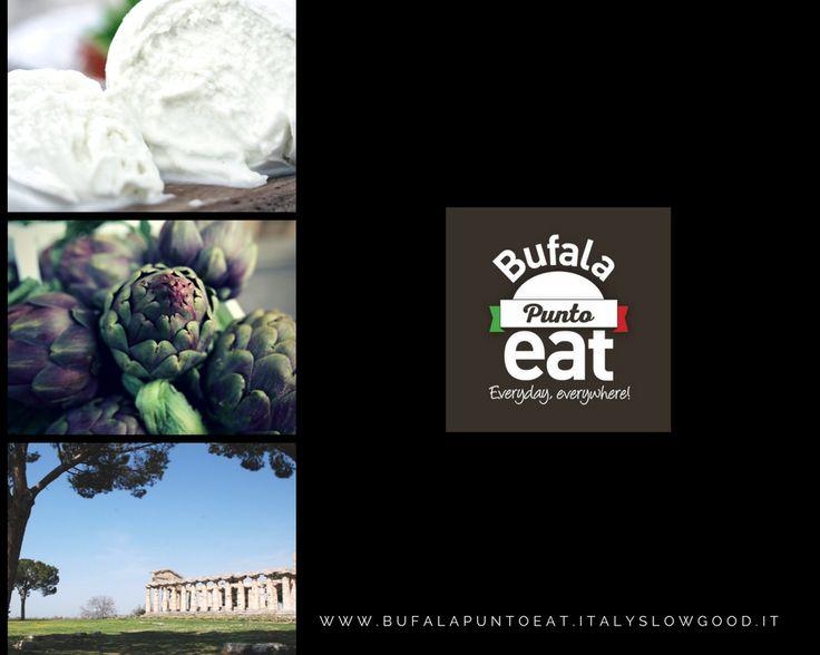 #Bufalapuntoeat non è solo mozzarella: i sapori della tradizione del #Cilento in tutta Italia!