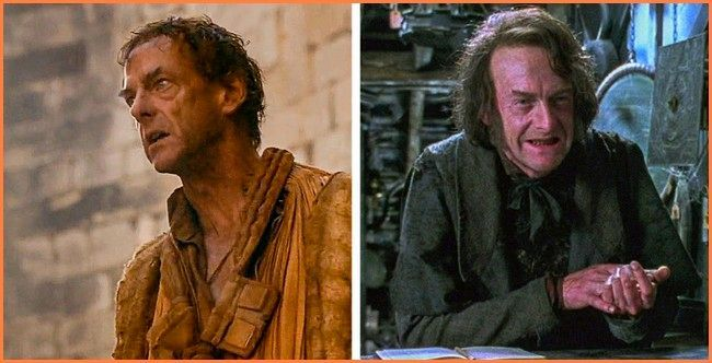 12 Actors Who Went From Harry Potter To Game Of Thrones