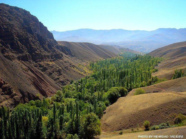 Green Valley, Taleghan, Iran