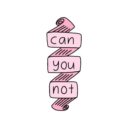 Can You Not? #justsayin #quotes
