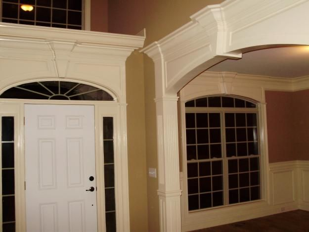 Interior Trim Work : Entry way trim home decor ideas pinterest interior