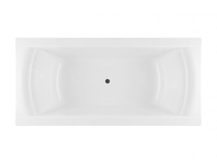 Lanark Shanti 1800 Rectangle Bath