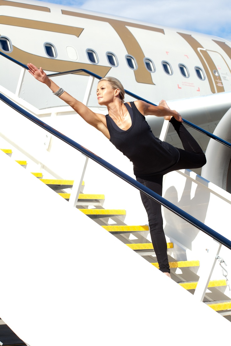 Yoga | Plane x