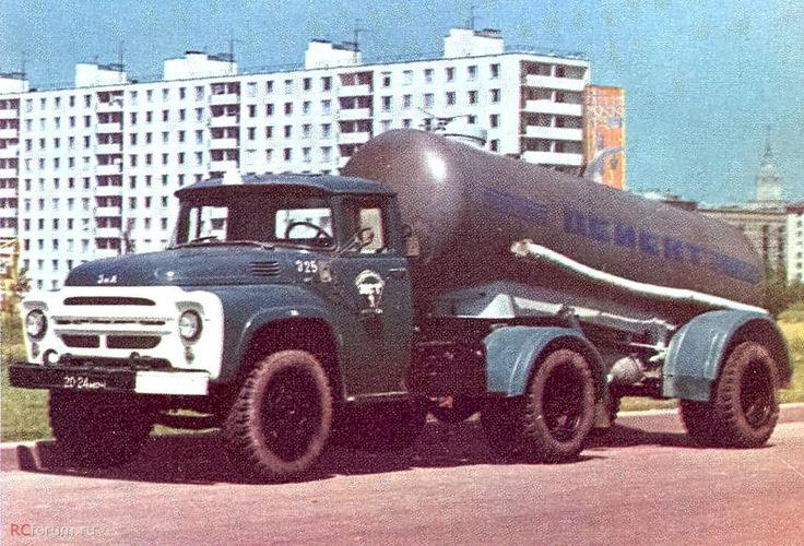 35 ЗиЛ-130В1 с п-пр- С-927 (цемент) 1967