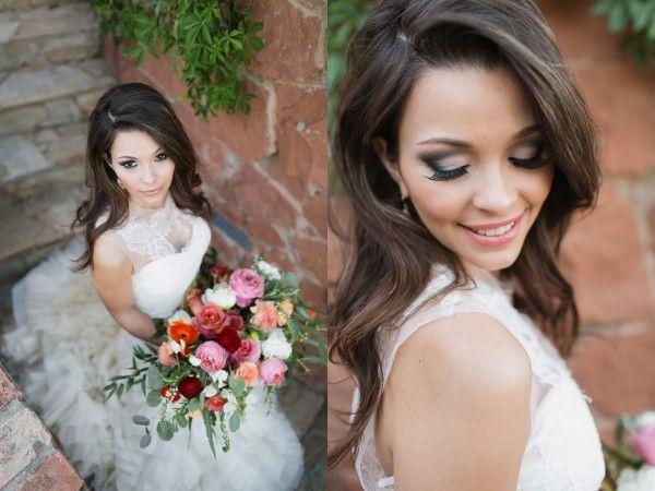 Hair and Makeup by NATALIA ISSA WWW.NATALIAISSA.COM Dallas Wedding Planner | Curator of Custom Events — Dallas-Fort Worth Wedding Planning Studio