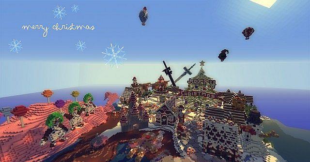 minecraft christmas builds at DuckDuckGo   Minecraft ...
