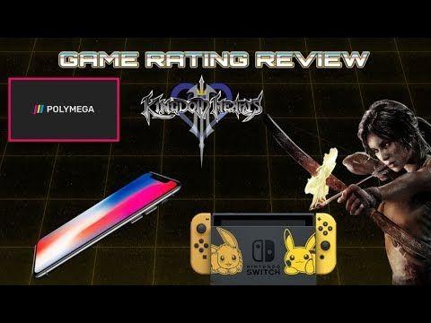 Weekly News Show Polymega Kingdom Hearts 3 Shadow Of The Tomb Raider Kingdom Hearts 3 Kingdom Hearts Tomb Raider