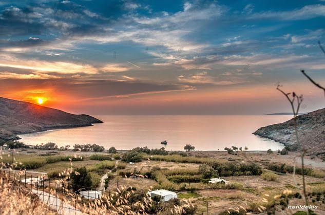 Serifos Sykamia Greece - M0242  By Nikos Atlidakis