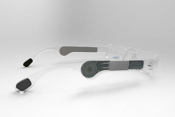 Atol lance Téou, des lunettes connectées géolocalisables