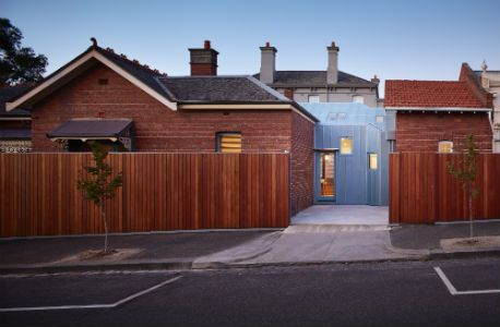 Stitched together: an extension by Steffen Welsch Architects | Australian Design Review