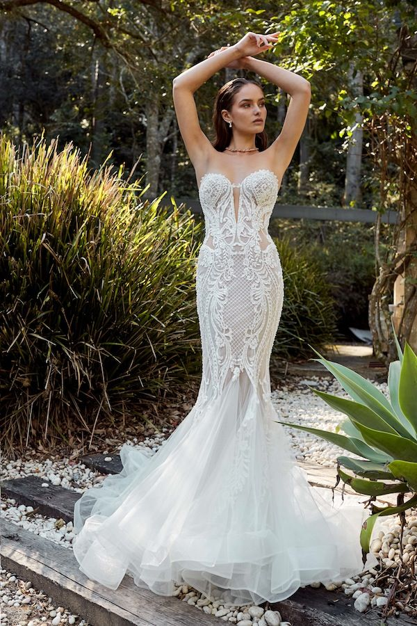 Leah Da Gloria Margot Bridal Gown Available At Dimitrasbridal