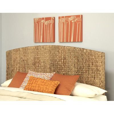 Island Way Seagrass Headboard Size: Full - http://headboardspot.com/ - Best 25+ Seagrass Headboard Ideas On Pinterest Coastal Bedding
