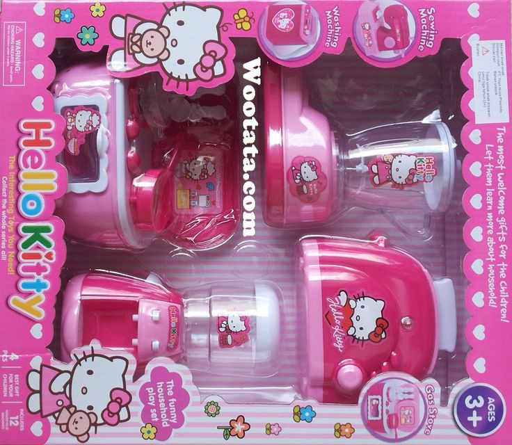 Hello Kitty Wooden Kitchen Set: Toko Mainan Kitchen Set Hello Kitty Terlengkap Di Bandung